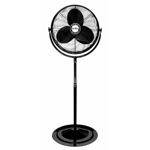 Air King 9420 20' 3670 CFM 3-Speed Industrial Grade Pedestal Fan